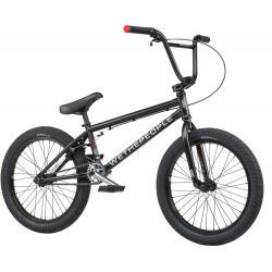Wethepeople Curse FC 2021 20.25 Matt Black BMX Bike