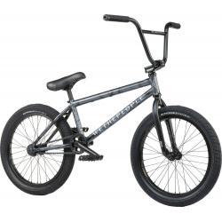 Wethepeople Justice 2021 20.75 Matt Ghost Grey BMX Bike