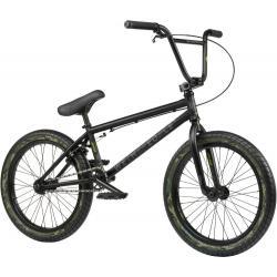 Wethepeople Arcade 2021 20.5 Matt Black BMX Bike
