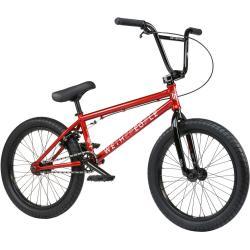 Wethepeople Arcade 2021 20.5 Candy Red BMX Bike