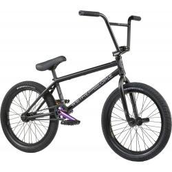Wethepeople Reason FC 2021 20.75 Matt Black BMX Bike