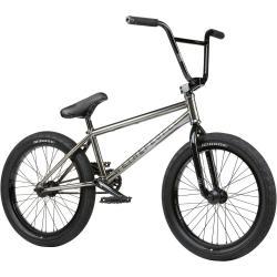 Wethepeople Envy 2021 20.5 LHD black chrome BMX Bike