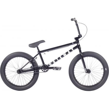 Cult Gateway 2021 20.5 black BMX bike