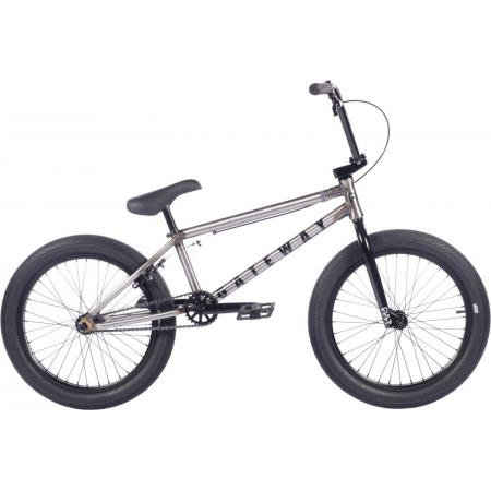 Cult Gateway 2021 20.5 raw BMX bike