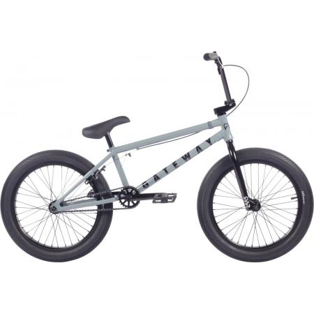 Cult Gateway 2021 20.5 grey BMX bike
