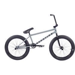 Cult Devotion 2021 21 grey BMX bike