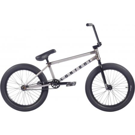 Cult Control 2021 20.75 raw BMX bike
