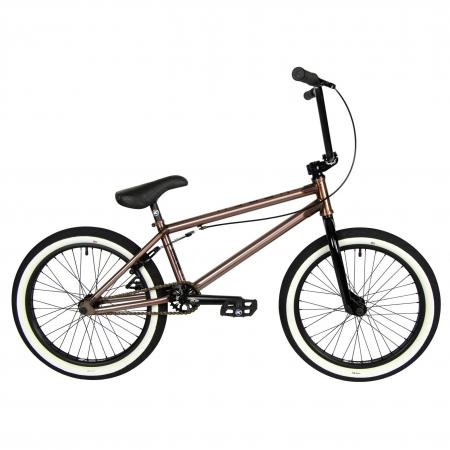 Kench Street PRO 2021 21 pink gold BMX bike