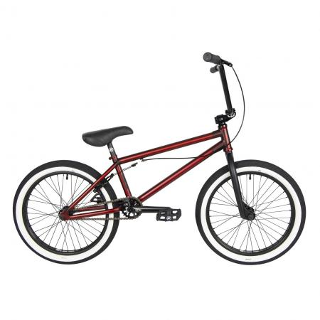 Kench Street PRO 2021 20.75 red metallic BMX bike