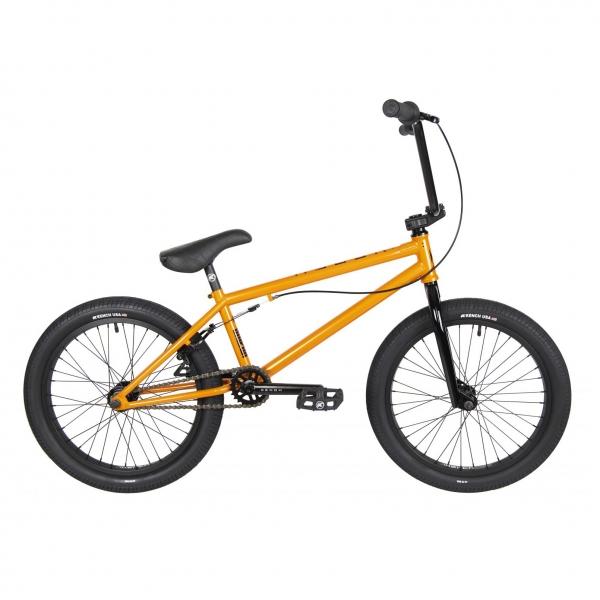 Kench Street Hi-ten 2021 20.5 orange BMX bike