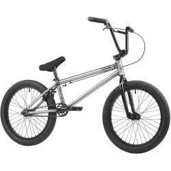 Mankind Nexus 2021 21 Gloss Raw BMX Bike