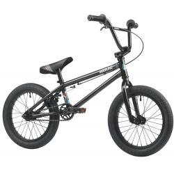 Mankind Planet 16 2021 Ed Black BMX Bike