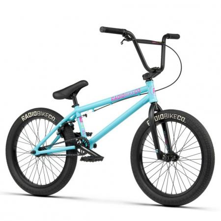 Radio EVOL 2021 20.3 matt sky blue BMX bike
