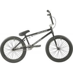 Division Brookside 2021 20.5 Black with Polished BMX bike